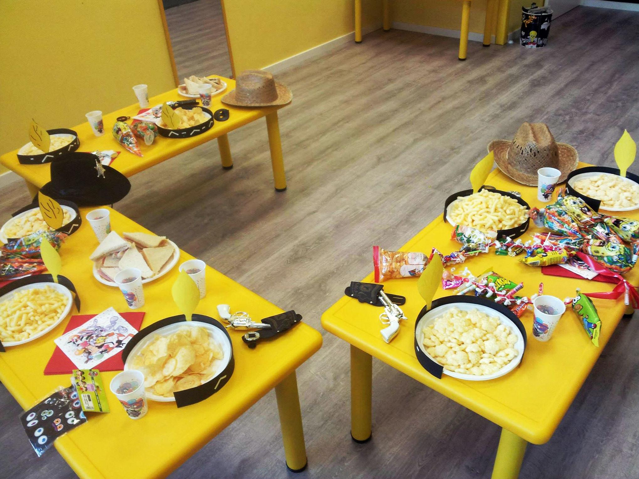 Organización de cumpleaños infantiles en León