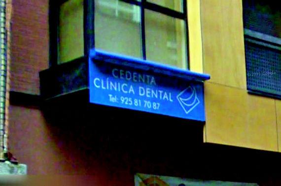 Foto 1 de Clínicas dentales en Talavera de la Reina | Cedenta