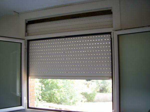 Instalación de ventanas y persianas