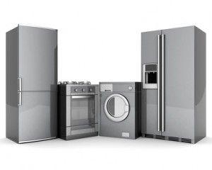 Electrodomésticos de las principales marcas del mercado