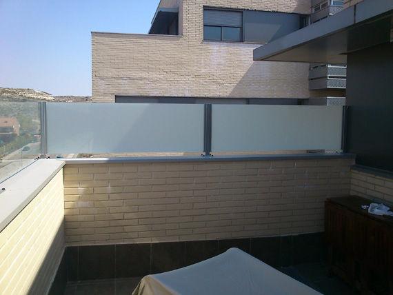 Foto 14 de Carpintería de aluminio, metálica y PVC en Rivas-Vaciamadrid | Aluminio Rivas