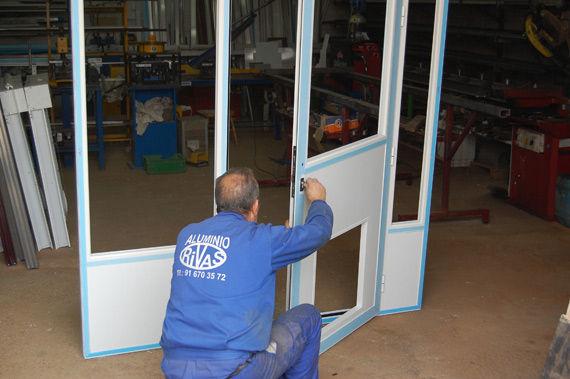 Foto 19 de Carpintería de aluminio, metálica y PVC en Rivas-Vaciamadrid | Aluminio Rivas