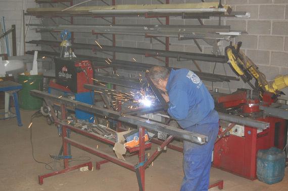 Foto 20 de Carpintería de aluminio, metálica y PVC en Rivas-Vaciamadrid | Aluminio Rivas