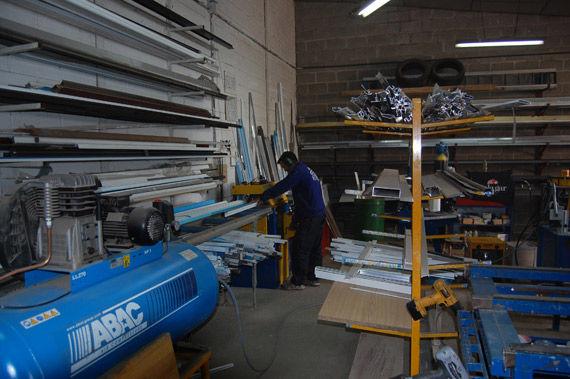 Foto 22 de Carpintería de aluminio, metálica y PVC en Rivas-Vaciamadrid | Aluminio Rivas