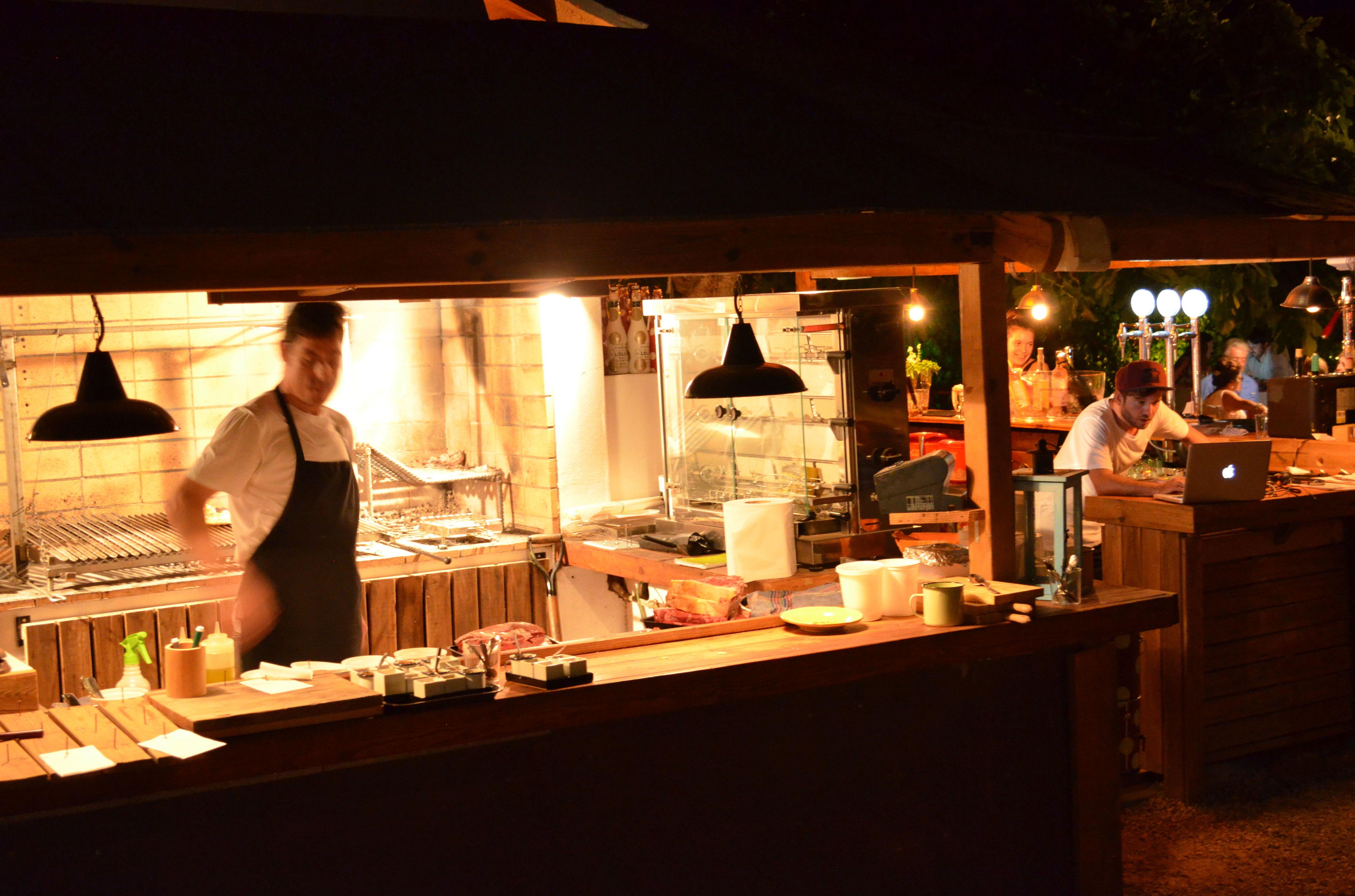 Foto 19 de Cocina mediterránea en Santa Eulària des Riu | Restaurante Parrilla con huerto propio (ESTAMOS CERRADOS HASTA EL 01/04/2019)