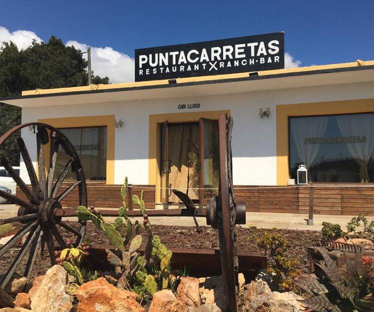 Restaurante para celebraciones en Ibiza