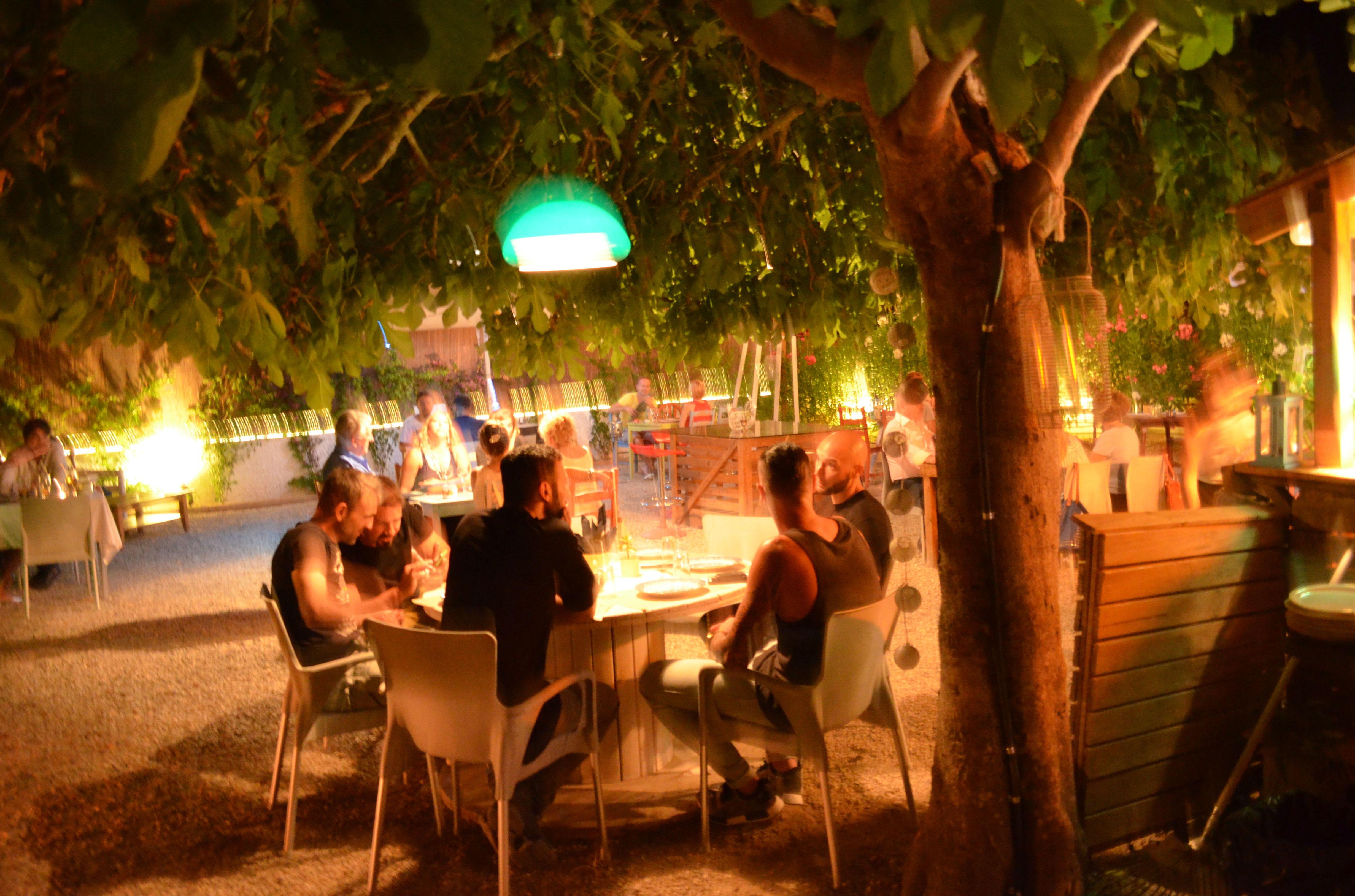 Foto 18 de Cocina mediterránea en Santa Eulària des Riu | Restaurante Parrilla con huerto propio (ESTAMOS CERRADOS HASTA EL 01/04/2019)
