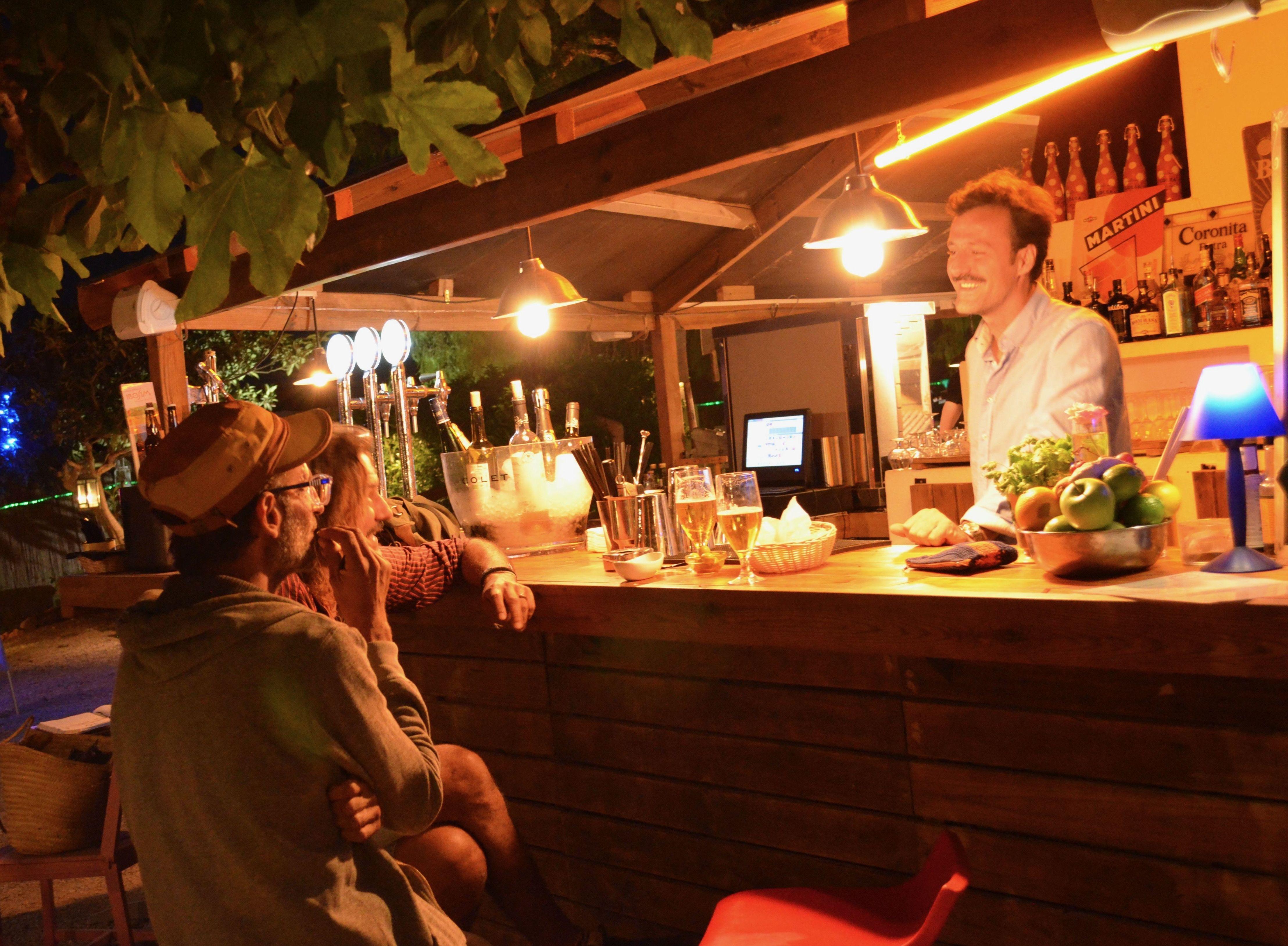 Foto 11 de Cocina mediterránea en Santa Eulària des Riu | Restaurante Parrilla con huerto propio