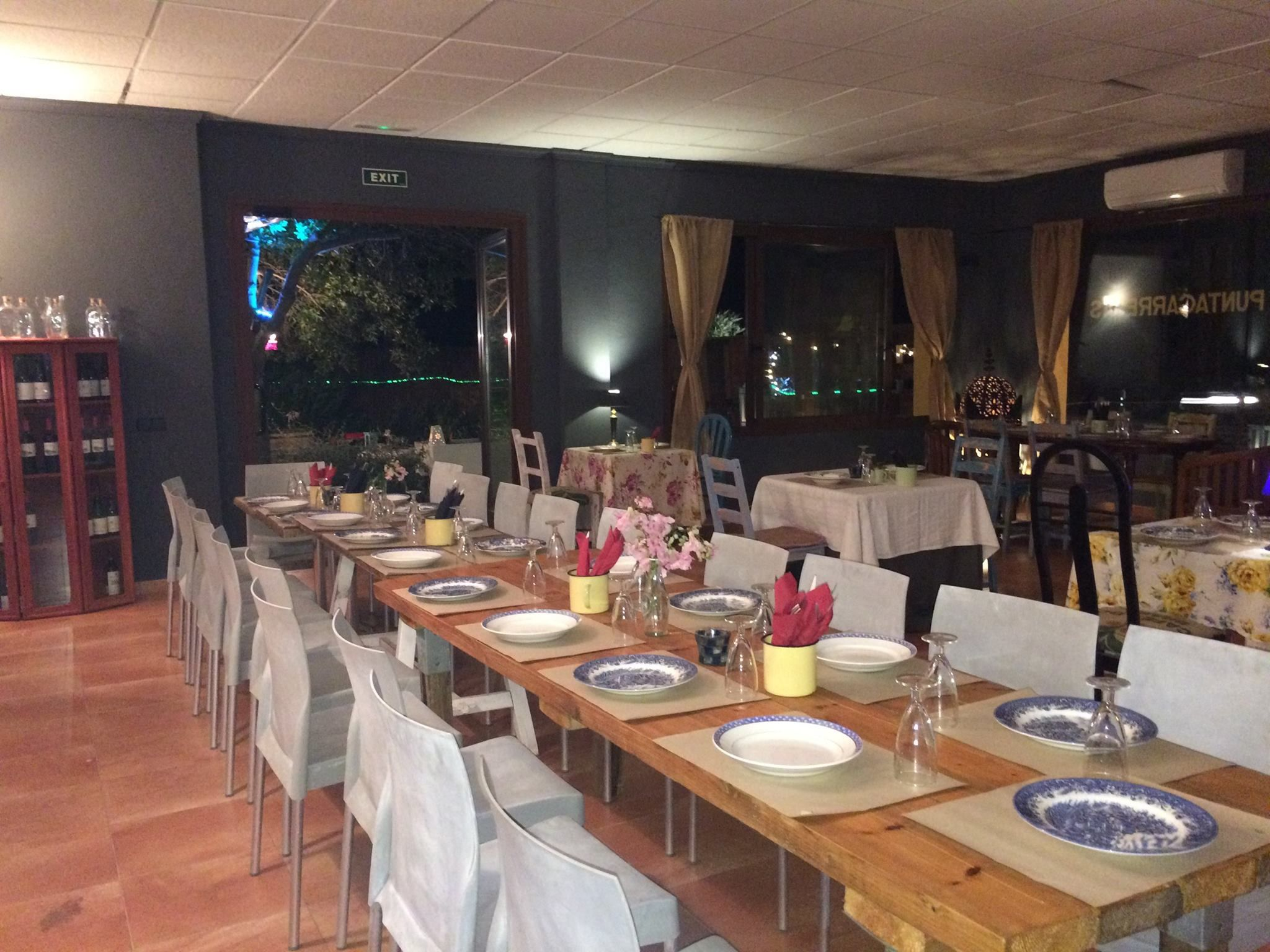 Comidas y cenas para grupos: Carta-Reservas-Eventos de Restaurante Parrilla con huerto propio