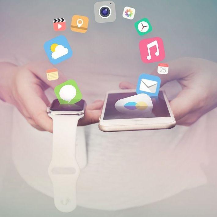 Apps : Qué ofrecemos de Cotel Comercial Telefónica, S.L