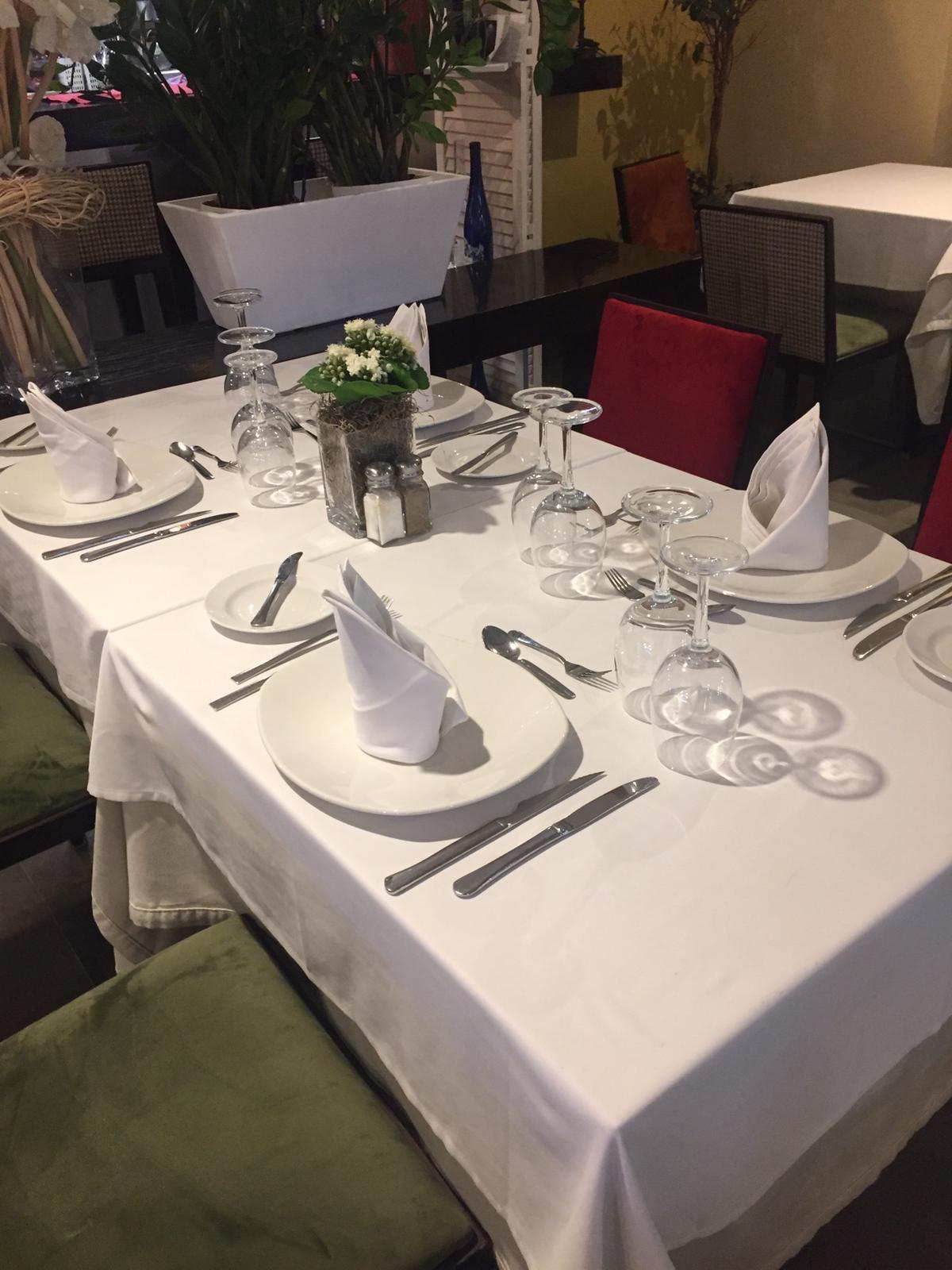 Restaurante frente al mar en Playa Meloneras