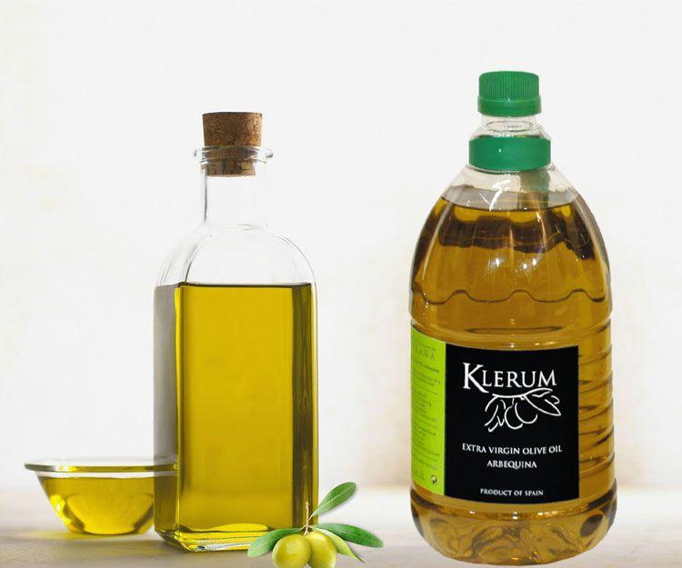 Exportación de aceites