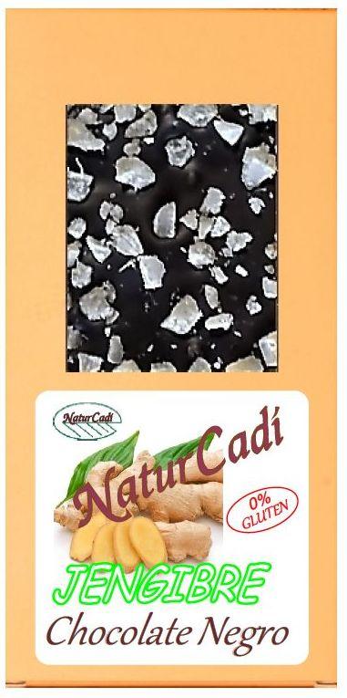 CHOCOLATE NEGRO CON JENGIBRE: Productos de Rexgosa®