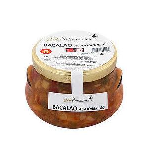 BACALAO AL AJOARRIERO: Productos de Rexgosa®