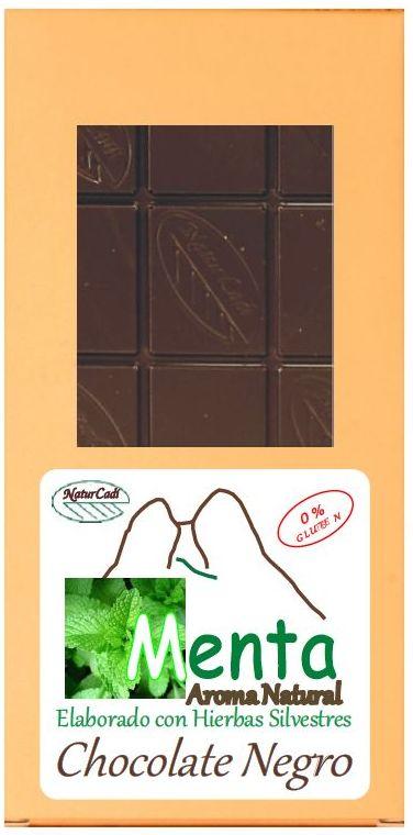 CHOCOLATE NEGRO CON MENTA: Productos de Rexgosa®