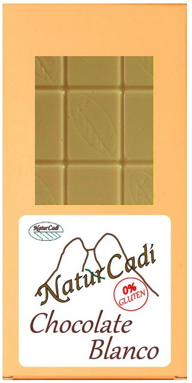 CHOCOLATE BLANCO: Productos de Rexgosa®