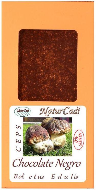 CHOCOLATE NEGRO CON SAL DE CEPS: Productos de Rexgosa®