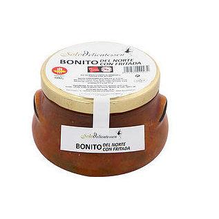 BONITO DEL NORTE CON FRITADA: Productos de Rexgosa®