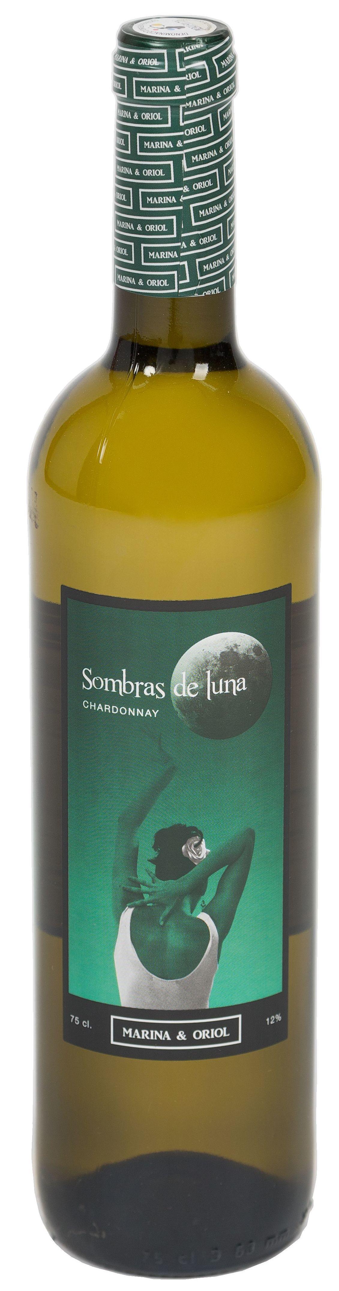 Vino Blanco Varietal D.O. Penedés SOMBRAS DE LUNA: Productos de Rexgosa®
