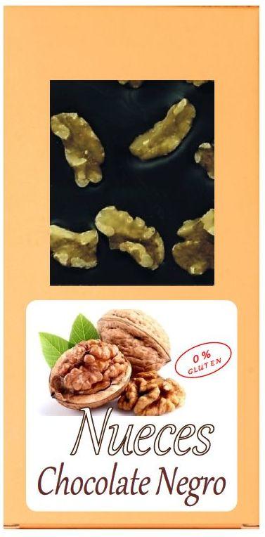 CHOCOLATE NEGRO CON NUECES: Productos de Rexgosa®