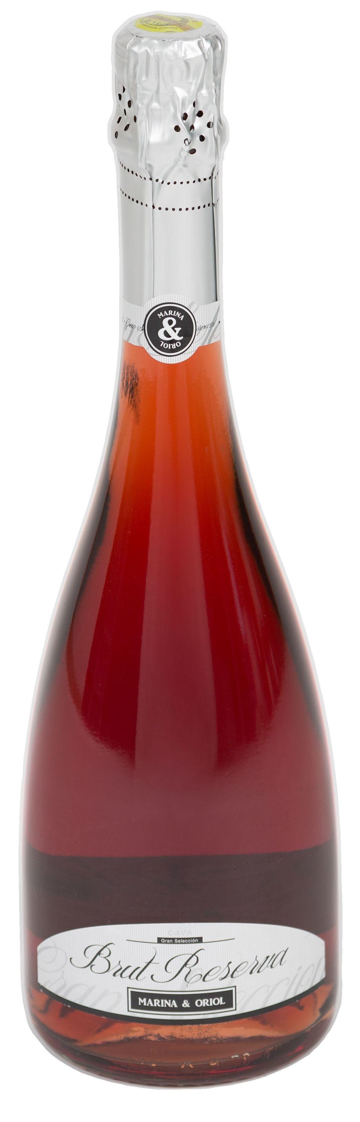 Cava Gran Selección Brut Reserva Rosado MARI& ORIOL: Productos de Rexgosa®