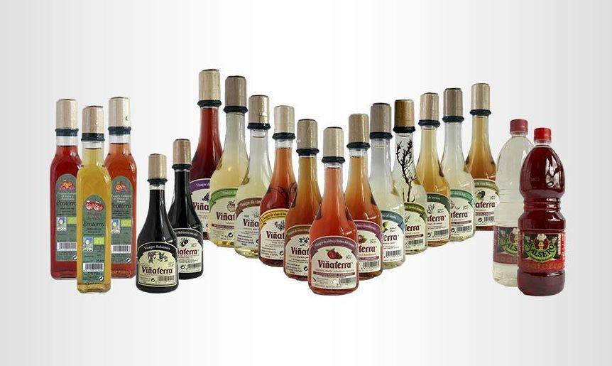 Gourmet vinegars