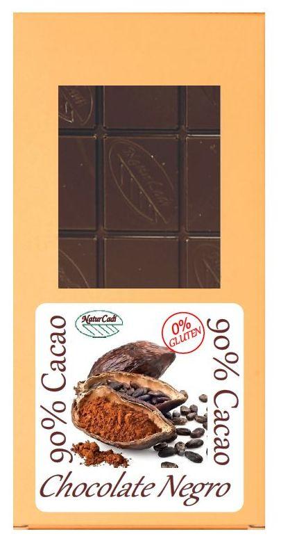 CHOCOLATE NEGRO 90%: Productos de Rexgosa®