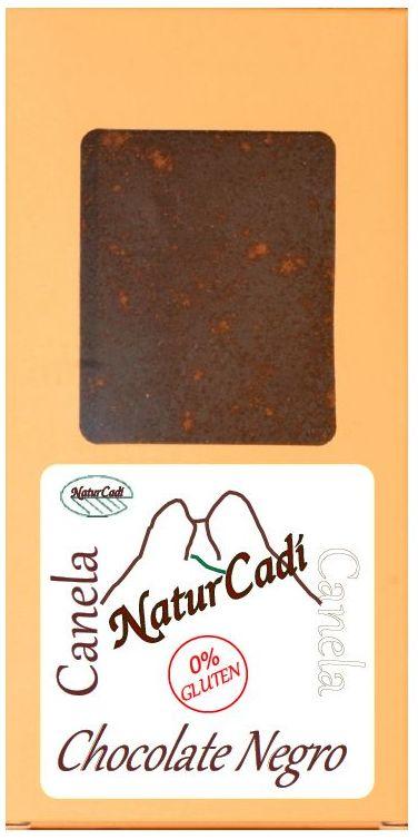 CHOCOLATE NEGRO CON CANELA: Productos de Rexgosa®