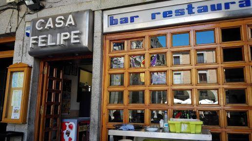 Menú económico en Ávila