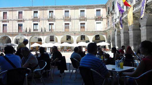 Restaurante con hostal en el centro de Ávila