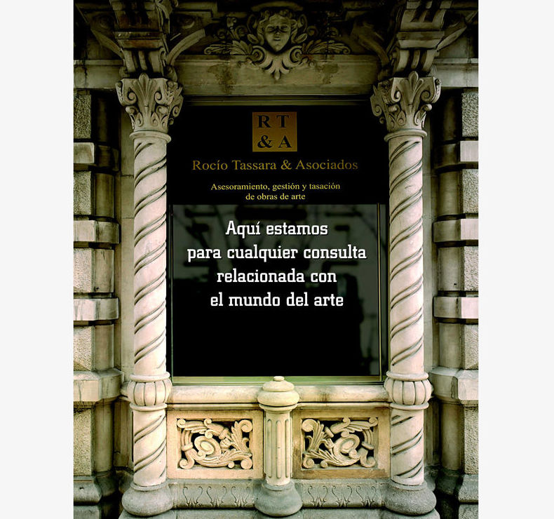 Asesoramiento en obras de arte: Servicios de Rocio Tassara y Asociados