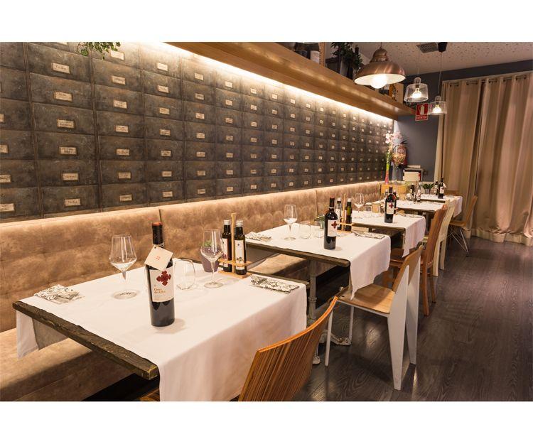 Restaurante con una amplia carta en Palencia