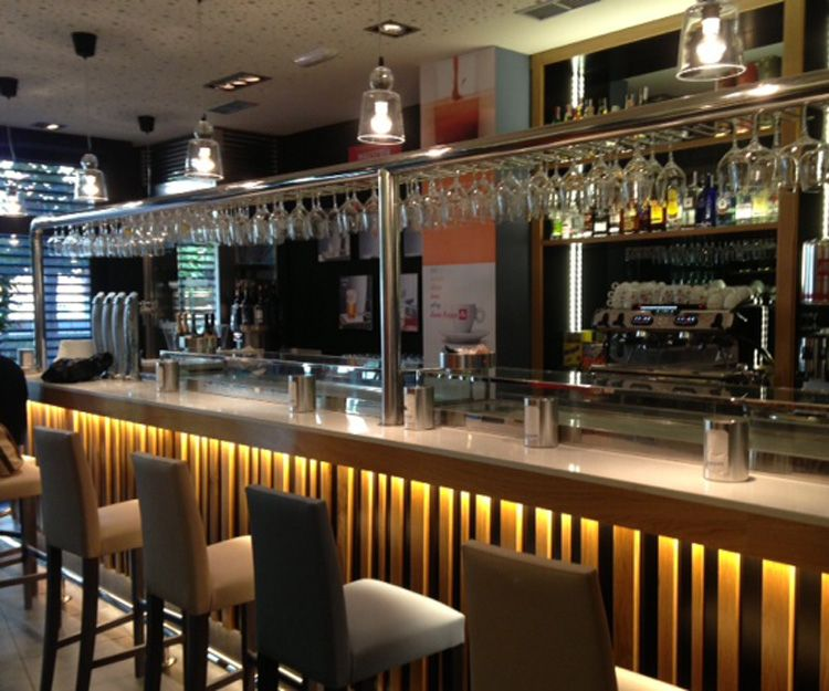 Restaurante con tapas en Palencia