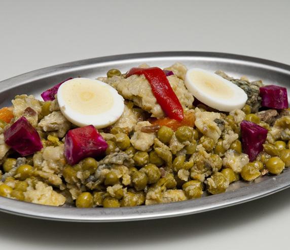Cocina casera en Palencia