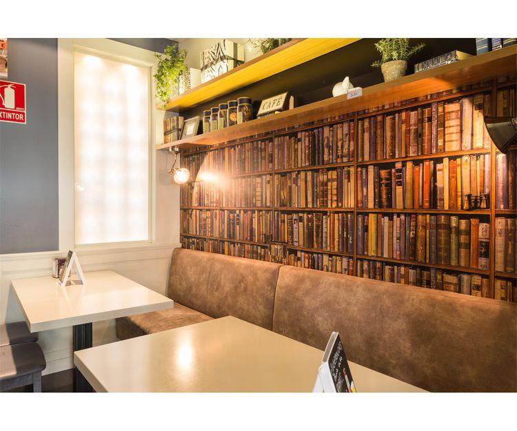 Modernas instalaciones para poder disfrutar de una comida agradable