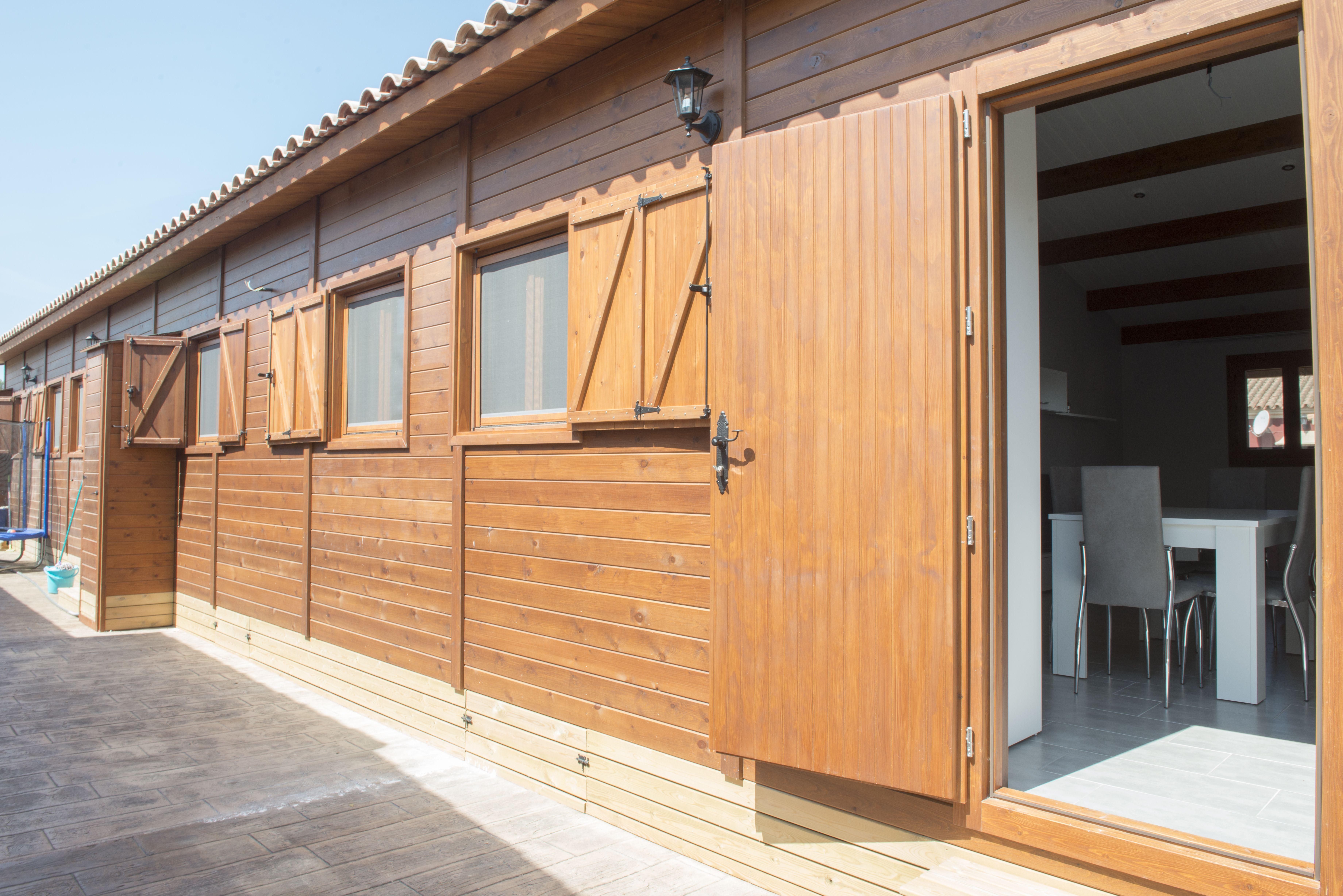 Casas de madera Cádiz