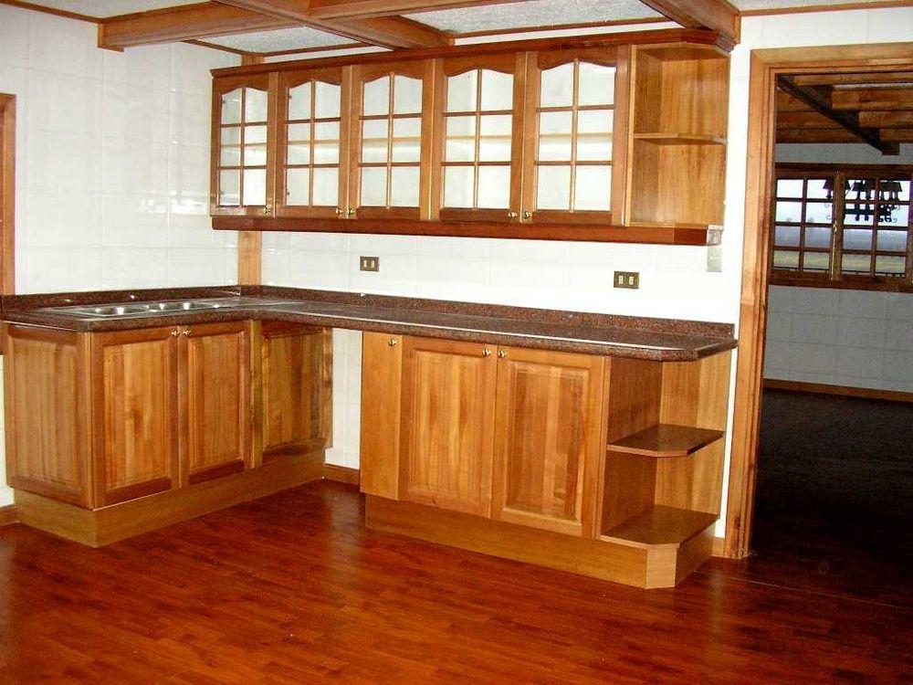 Cocinas de madera en Cádiz