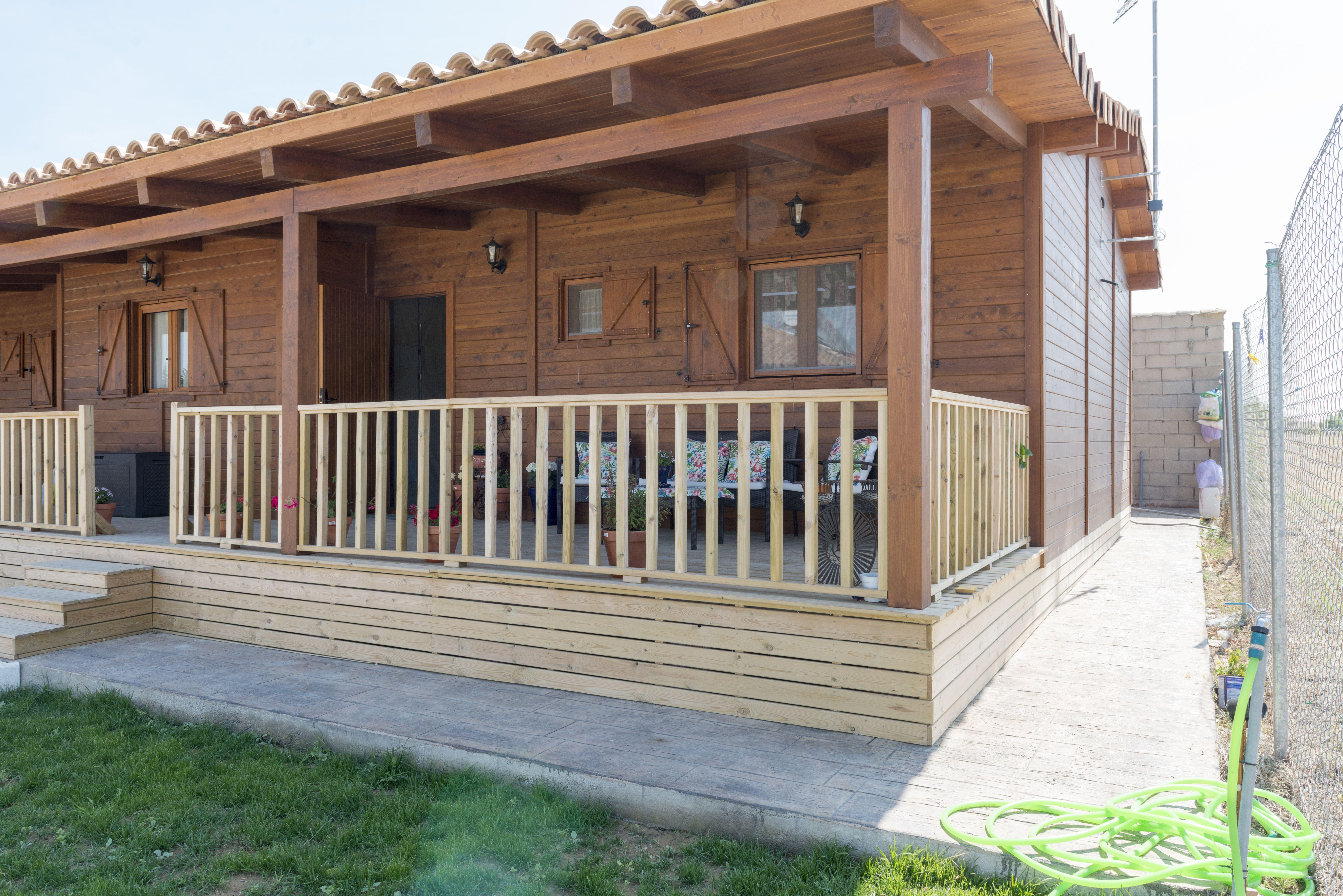 Construccióncasas de madera Cádiz