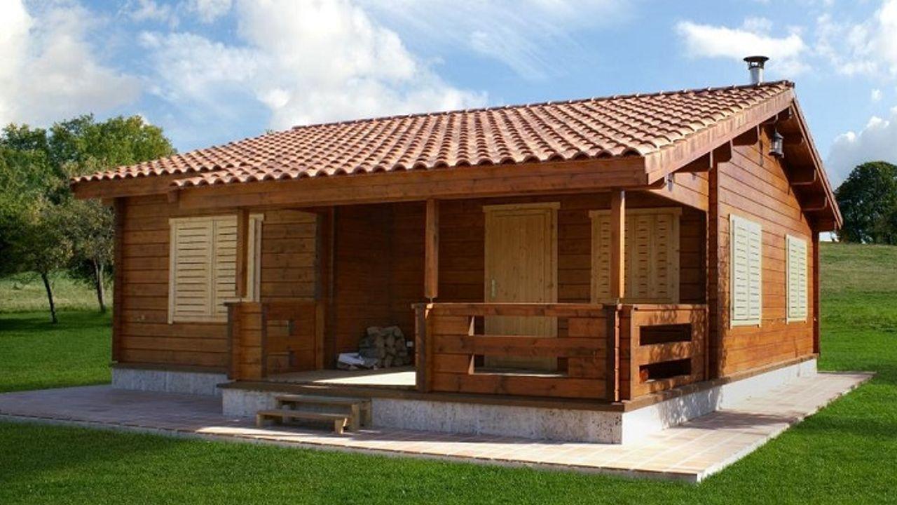 Casas de madera en Cádiz