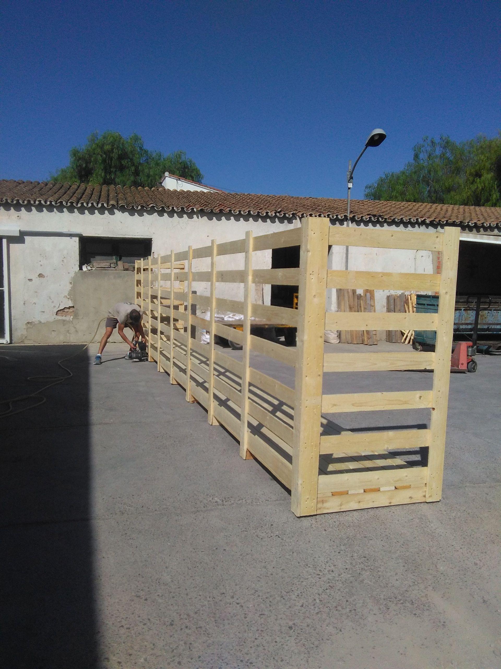 Foto 17 de Cajas de madera en San Antonio de Benagéber | Envases y Embalajes Anem