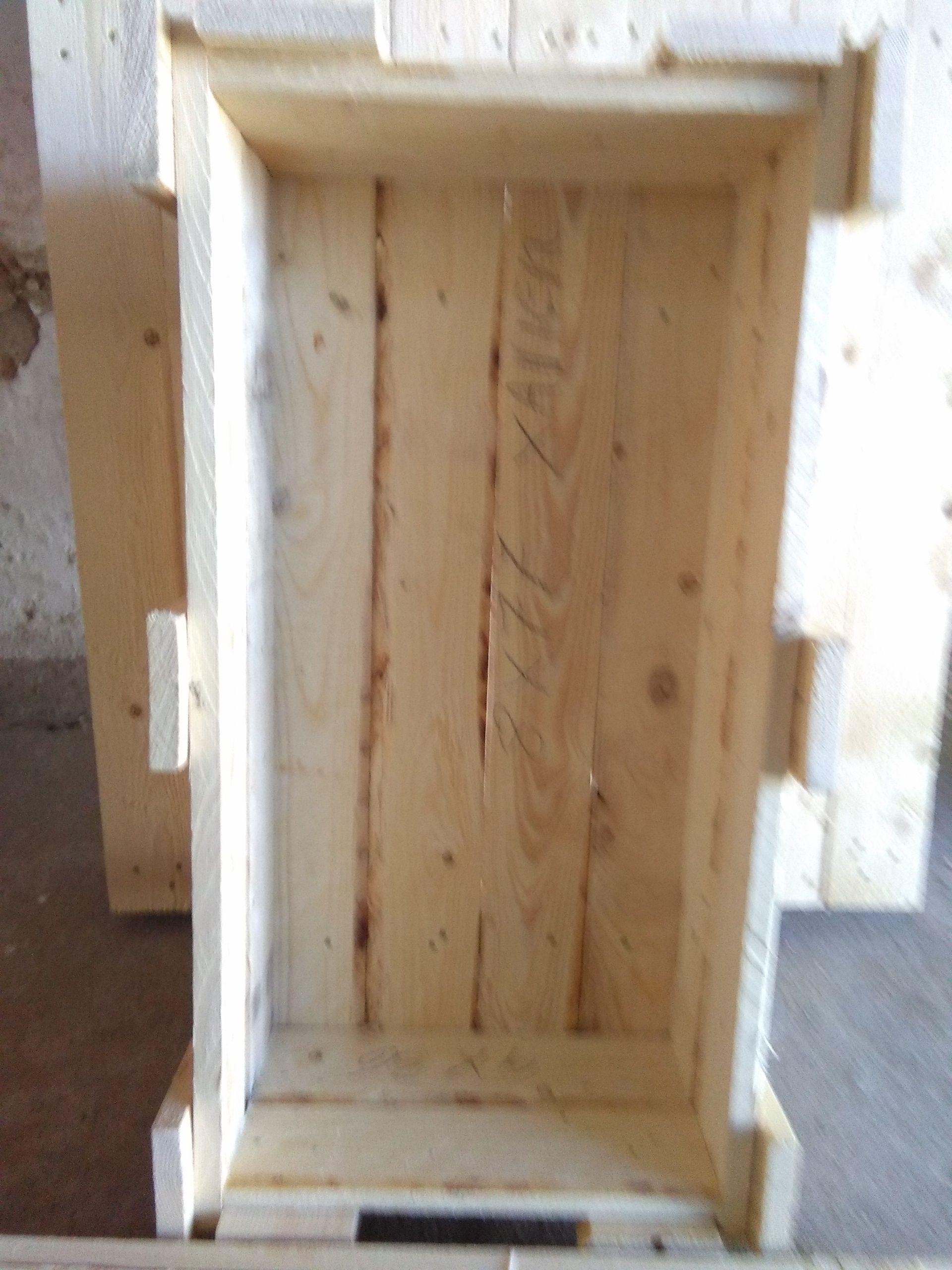 Foto 19 de Cajas de madera en San Antonio de Benagéber | Envases y Embalajes Anem