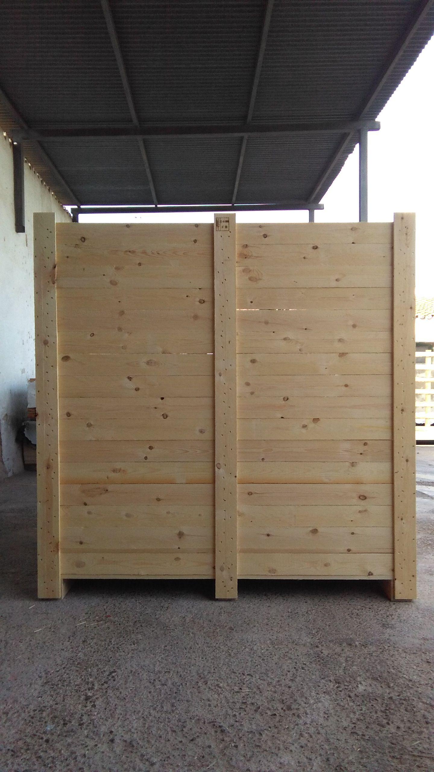 Foto 14 de Cajas de madera en San Antonio de Benagéber | Envases y Embalajes Anem