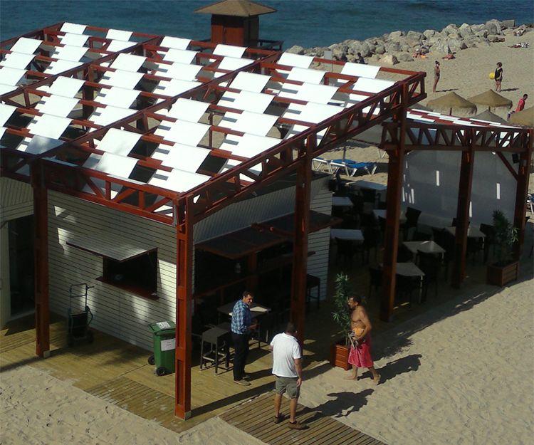 Fábrica de toldos en El Puerto de Santa María