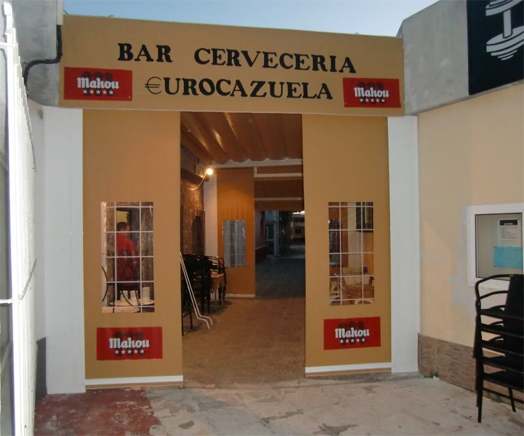 Fábrica de toldos para hostelería en El Puerto de Santa María