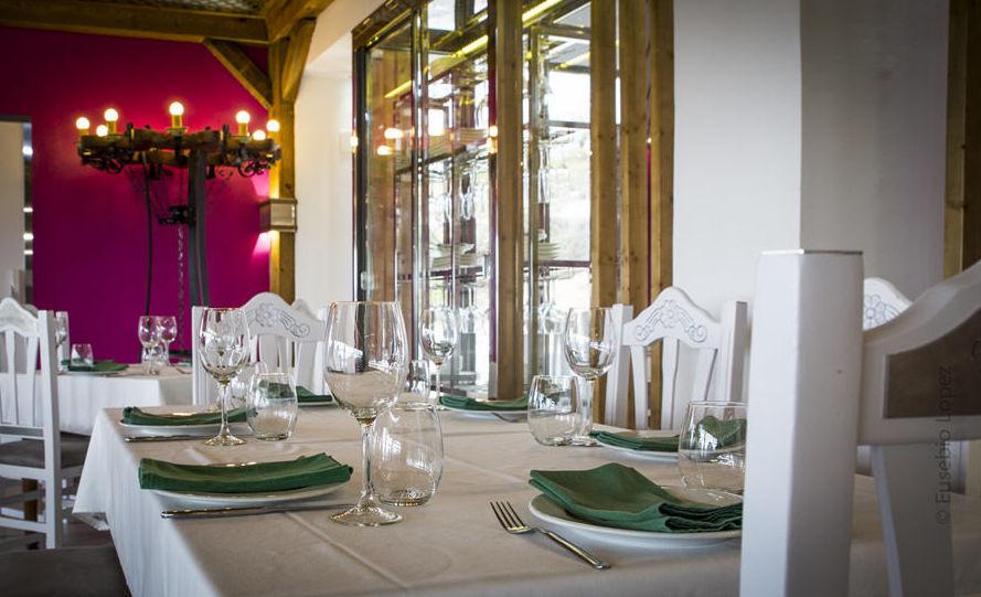 Restaurante para celebraciones en Alcalá del Júcar