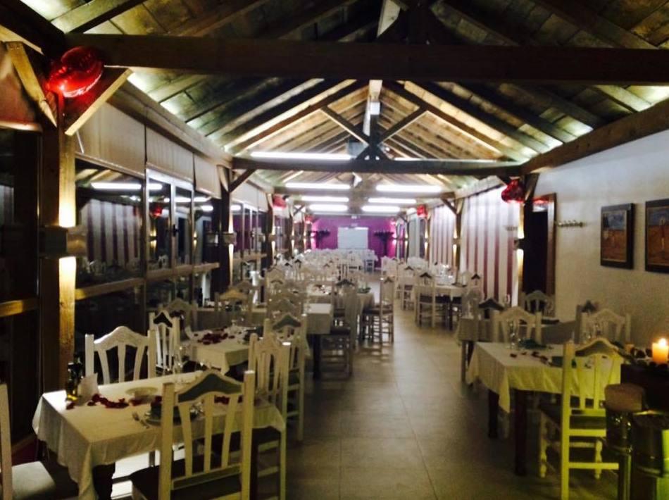 Restaurante con mirador, Una cena romántica o con amigos...