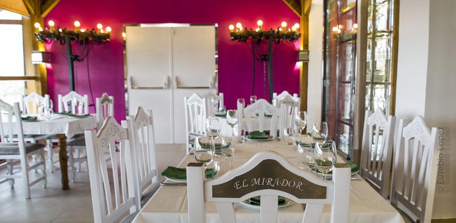 Restaurante especializado en comida manchega
