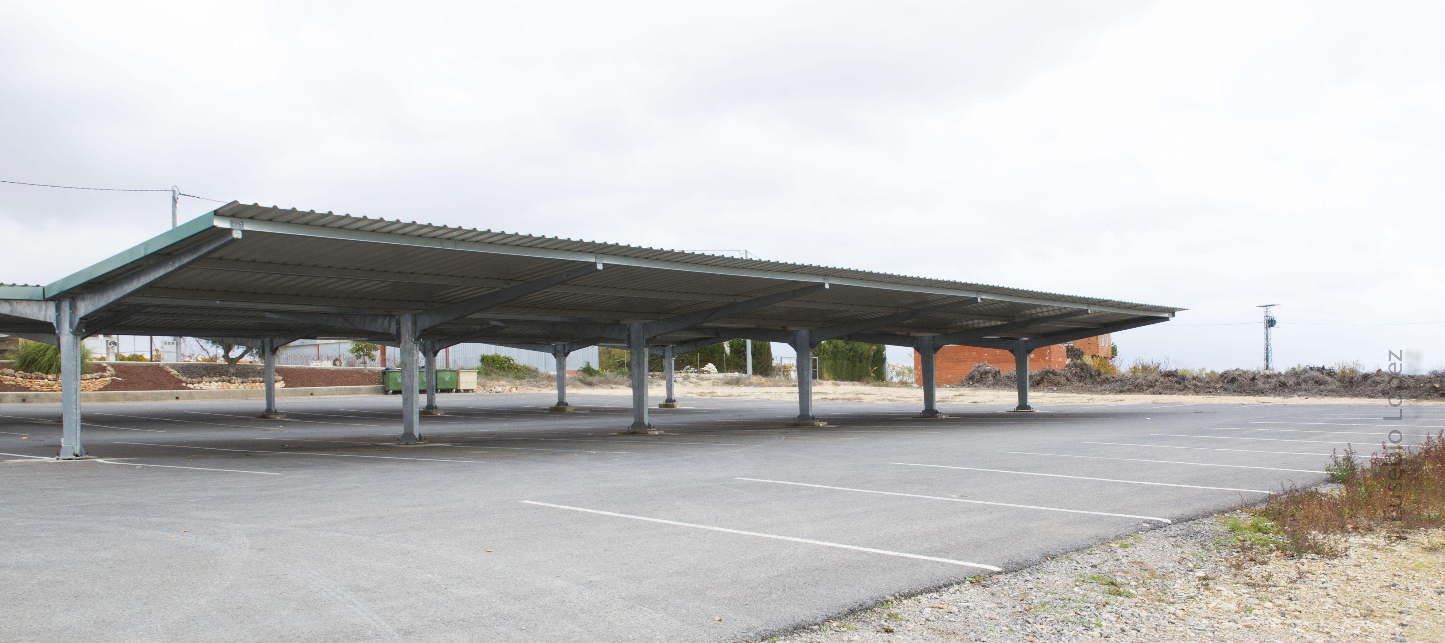 Restaurante con parking
