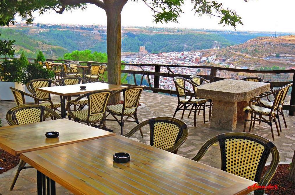 Terraza de nuestro restaurante