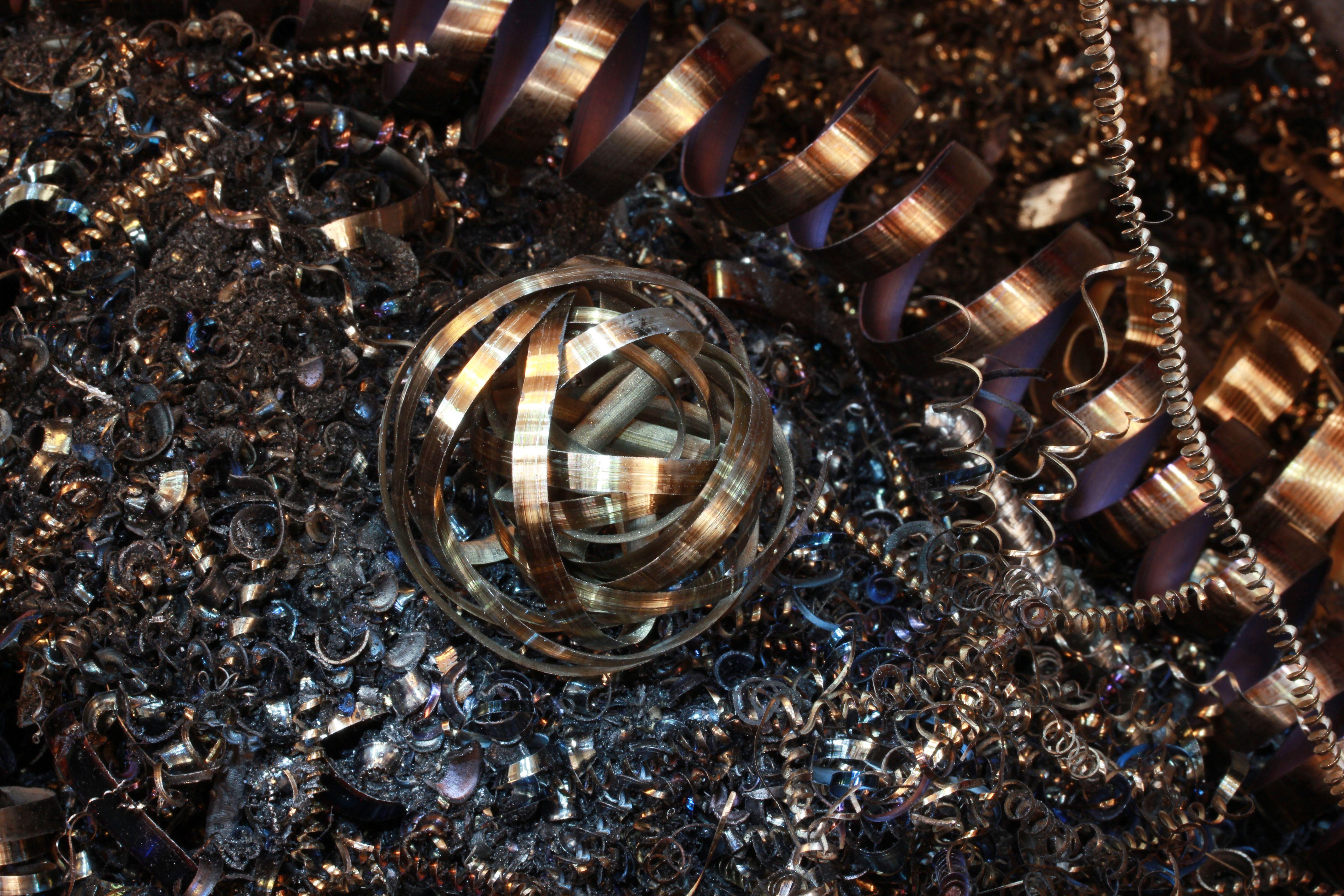 Cobre y otros metales